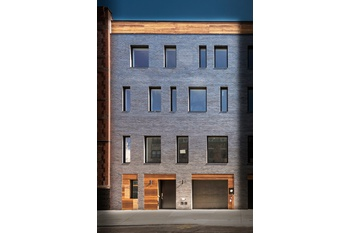 Brand New Construction Townhouse with Private Parking in Cobble Hill