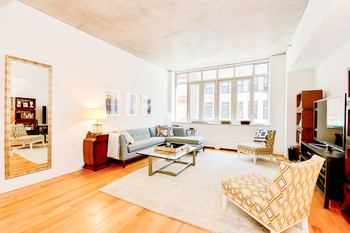 BACK ON THE MARKET! ULTRA CHIC TWO BEDROOM / PRIME CHELSEA 246 WEST 17TH STREET CONDO